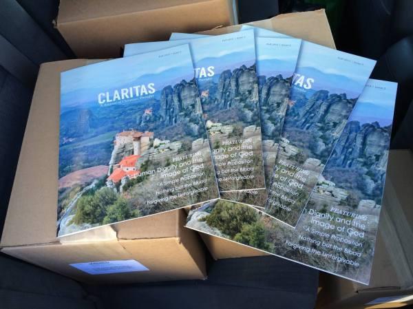 Claritas First Issue