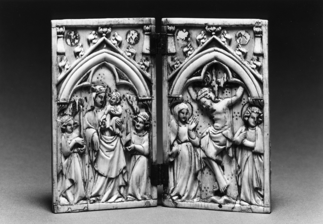 italian_-_diptych_with_virgin_and_angels_and_crucifixion_-_walters_71185